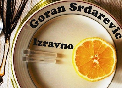 """Predstavljanje romana """"Izravno"""", Gorana Srdarevića"""