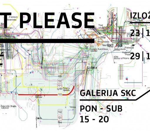 Get Lost Please u Galeriji SKC
