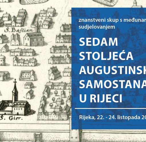 Sedam stoljeća augustinskog samostana u Rijeci