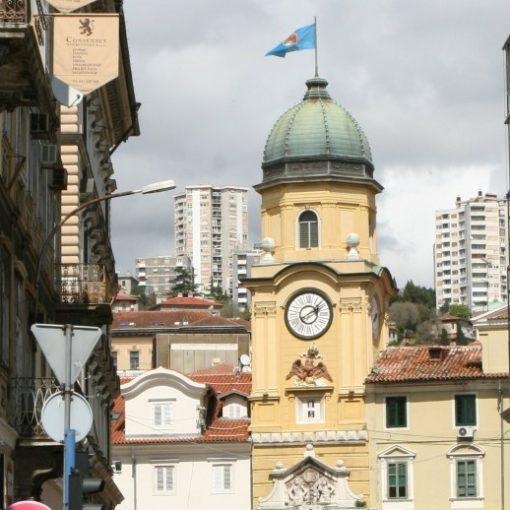 Rijeka's Two-headed Eagle