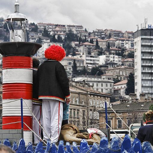 The short and furious Rijeka Carnival is upon us