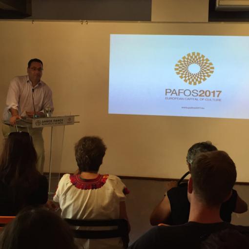 U Pafosu održan sastanak mreže EPK gradova