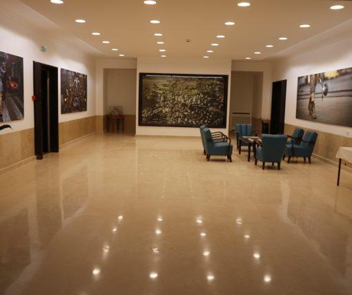 Otvorena Galerija Plavi salon