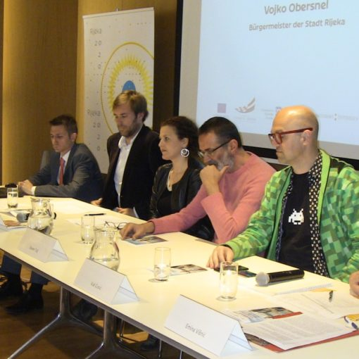 U Beču predstavljen projekt Rijeke kao Europske prijestolnice kulture 2020.