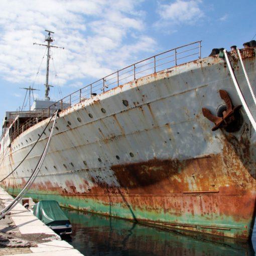 Rijeci odobreno bespovratnih 69 milijuna kuna za obnovu broda Galeb i Palače Šećerane