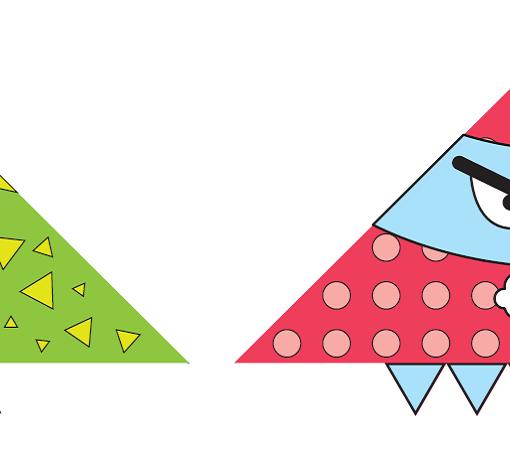 Kreativnost s papirom i bojicama: Bukomrk, Korto i kruna pomagača zajednice