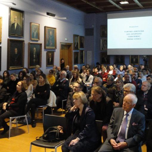 Promovirana knjiga Dvadeset pet godina hrvatske neovisnosti – kako dalje?