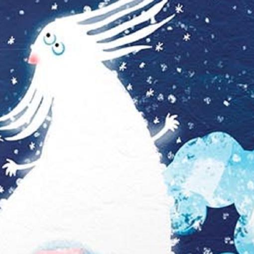 Čitaj s guštom: Snjegovite slikovnice i knjige pod dekicom…
