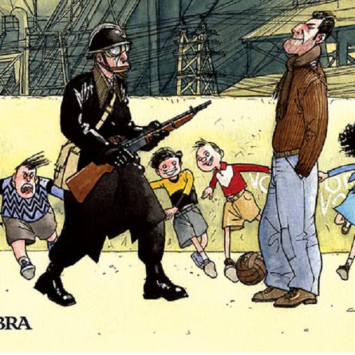 """""""Sputnikove godine"""": strip za sve one koji kuže što doista znači igra na ulici"""
