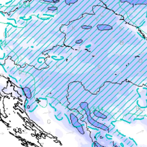 MeteoAdriatic: aplikacija za tebe ako obožavaš čekanje snijega i meteorologiju