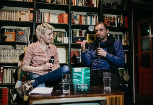[FOTO] Književna večer s Farukom Šehićem, u znaku rijeka, tsunamija i – riba