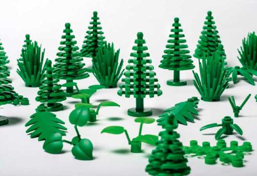 Igračke prijatelji prirode: LEGO i plastika od šećerne trske