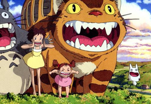Miyazakijev čarobni kutak (za cijelu obitelj)