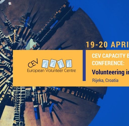 """Najavljujemo: Konferencija """"Volontiranje u kulturi"""""""