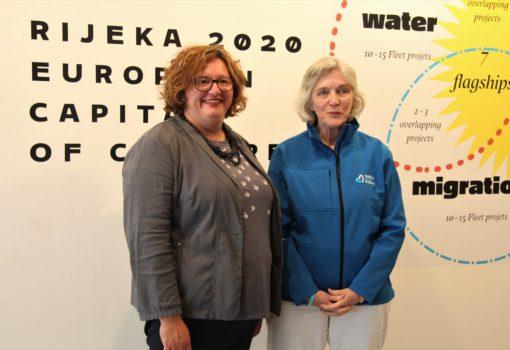 Galway 2020 delegation visits Rijeka – together towards 2020!