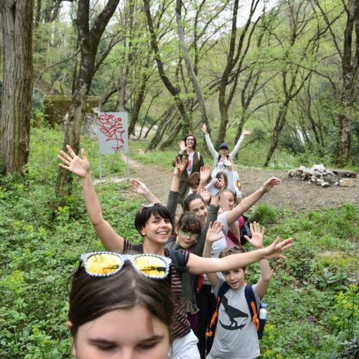 Reportaža: Obišli smo tok Rječine s polaznicima radionice Vijeća mladih Benčić