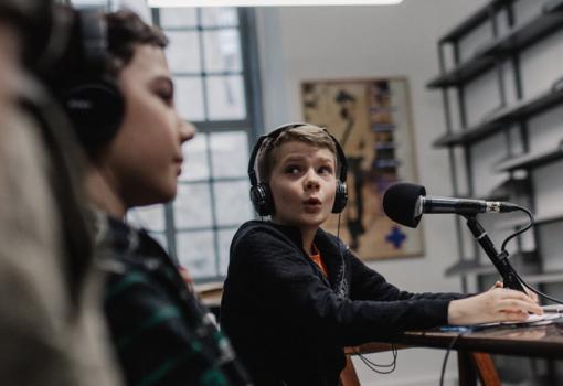Kad radio stvaraju djeca…