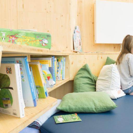 Učenje i rad austrijskih studenata: Drvena igraonica za dječje maštanje