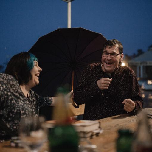 Ovo nije izvještaj s književne večeri s Vladimirom Arsenijevićem