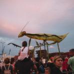 [FOTO] Golemi kukci priredili spektakularno otvorenje Festivala Tobogan!