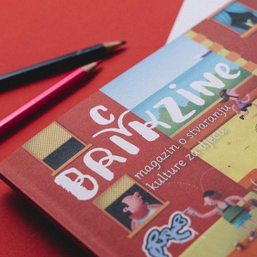 Vesela vijest: Objavljen prvi tiskani Brickzine!