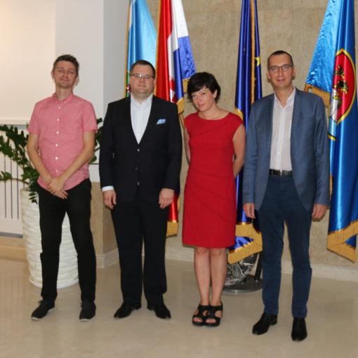 Mađarskom gradu Gyoru prenesena iskustva pripreme kandidature za EPK