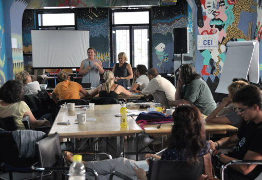 U Rijeci završio treći ciklus LAB for European Project Making