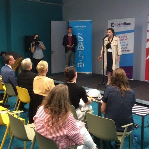 U RiHubu otvoren Kompendij kulturnih politika i trendova Vijeća Europe