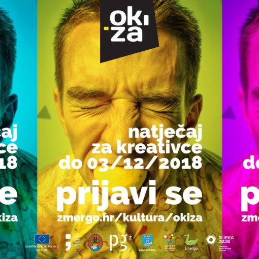 Natječaj za kreativce OKiZA 2018.