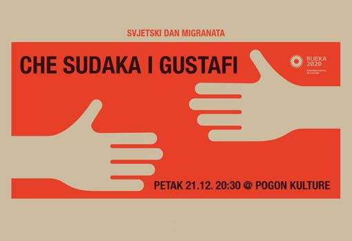 Krenula prodaja ulaznica za koncert Che Sudake i Gustafa u Pogonu kulture