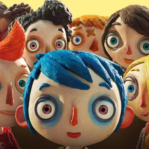 Moj život kao Tikvica: divna kriška života u animiranom obliku