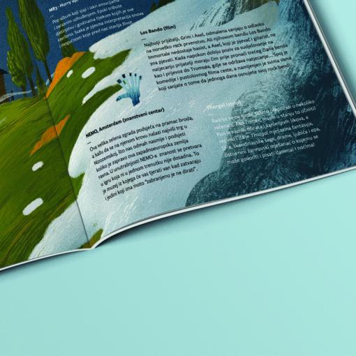 Kreativnost na papiru: Predstavljanje zimskog izdanja Brickzinea