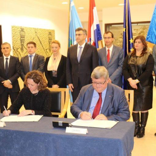 Grad Rijeka i Vlada RH potpisali ugovore o financiranju projekta Europske prijestolnice kulture