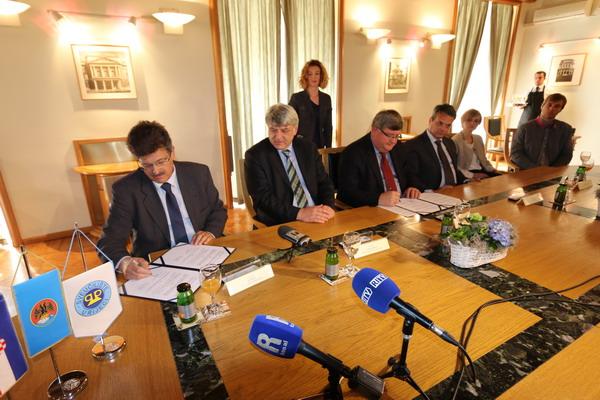 Rijeka u kandidaturu za Europsku prijestolnicu kulture u suradnji sa Županijom, Sveučilištem i Opatijom