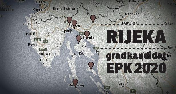 Predstavljanje projekta Rijeka EPK 2020 u Primorsko-goranskoj županiji