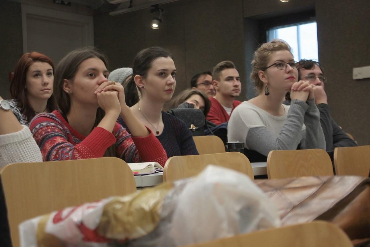Predstavljanje projekta Rijeka 2020 i Unicult 2020 na Filozofskom fakultetu