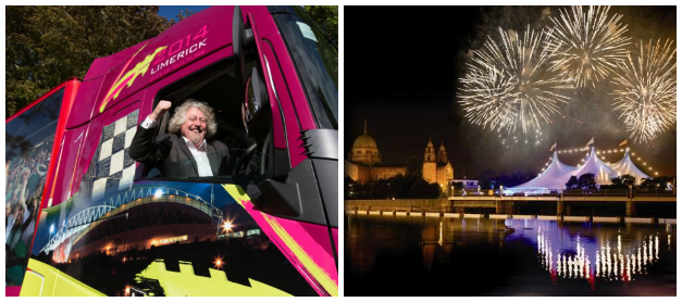 Irski gradovi kandidati: Galway i Limerick