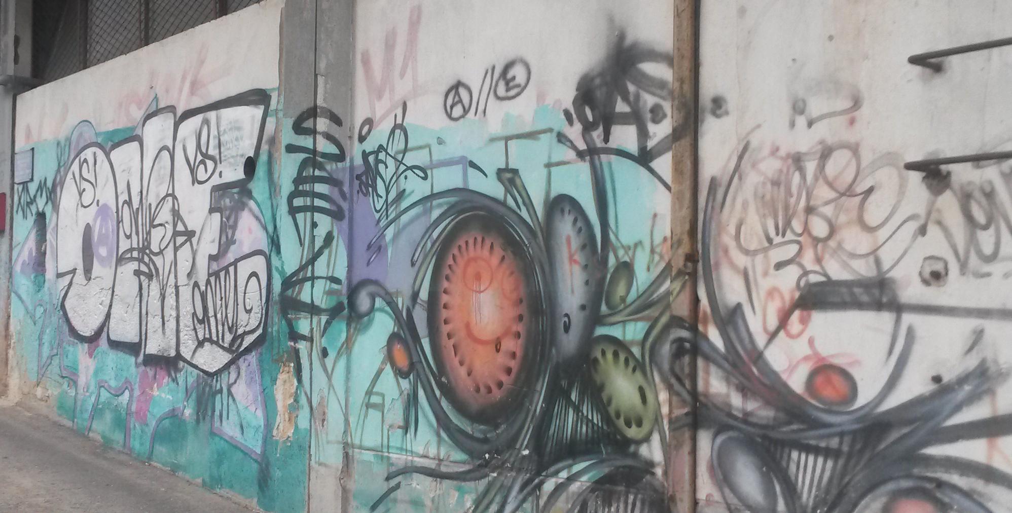 Umjetnost (ni)je vandalizam