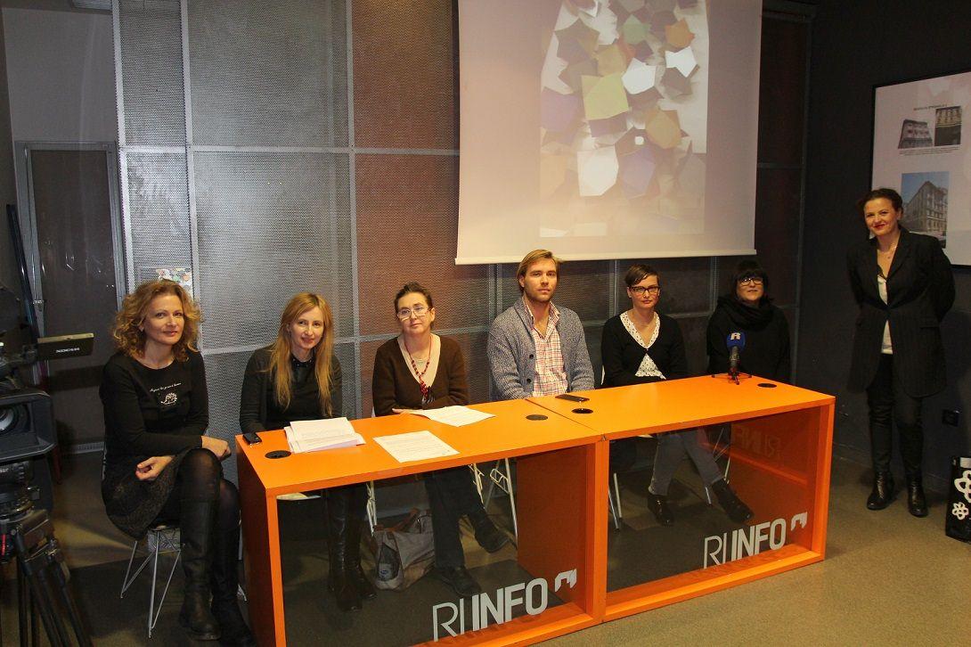 Umjetničke akcije kao potpora kandidaturi Rijeke za Europsku prijestolnicu kulture