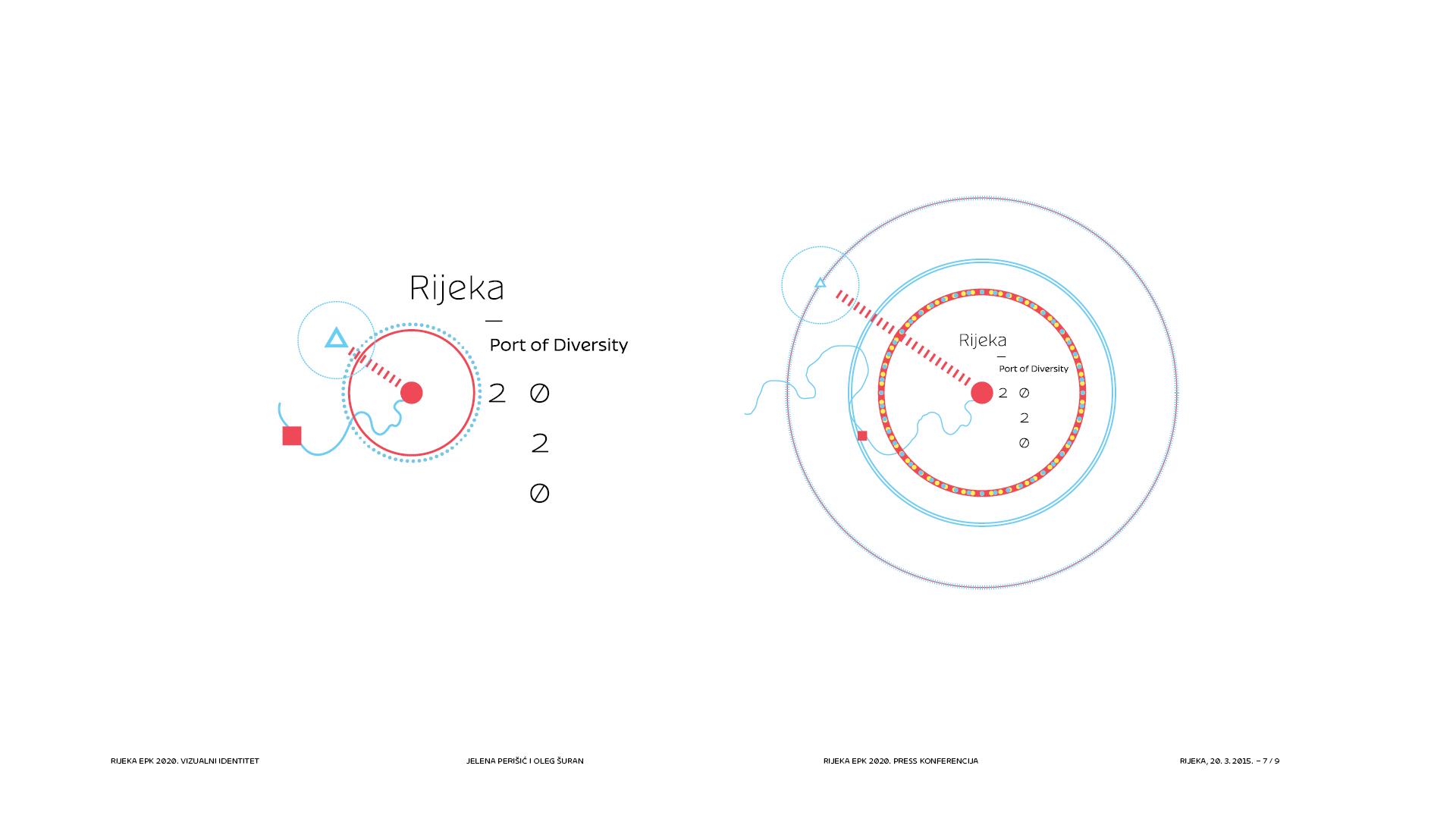 Predstavljen vizualni identitet Rijeke kao Europske prijestolnice kulture 2020. godine