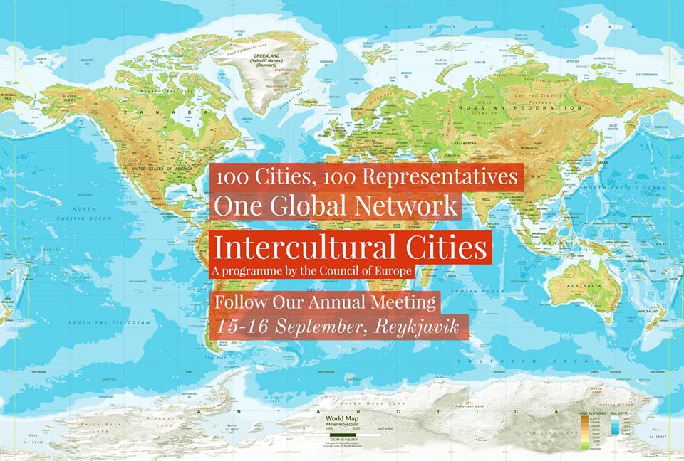 Godišnji sastanak Intercultural Cities u Reykjaviku