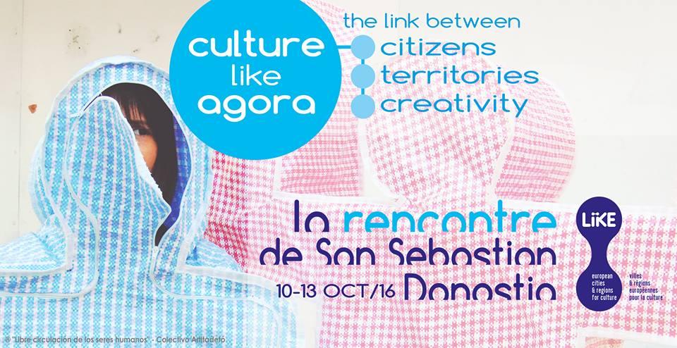 Sastanak mreže kulturnih gradova Europe u San Sebastianu
