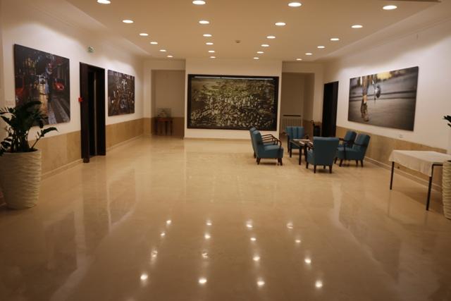 Galerija Plavi salon otvorena za građane