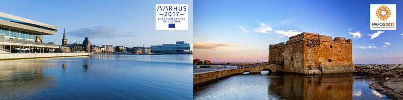Aarhus i Pafos ovogodišnje su Europske prijestolnice kulture
