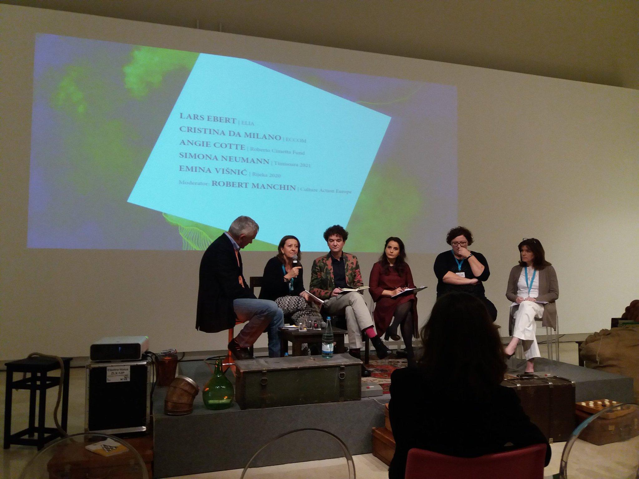 Rijeka 2020 u Rimu na konferenciji Contemporaneamente Roma International Days: Beyond the Obvious – Cultural Agora