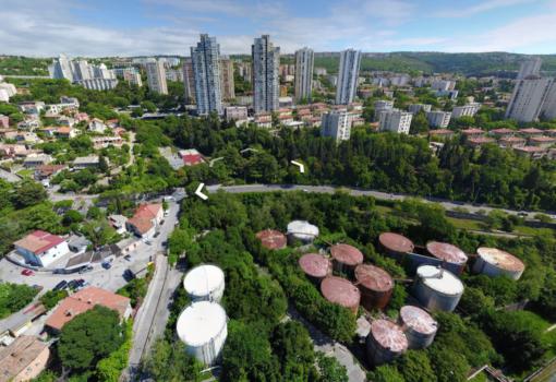 Okolo: Gledaj svijet kroz dronovsku perspektivu
