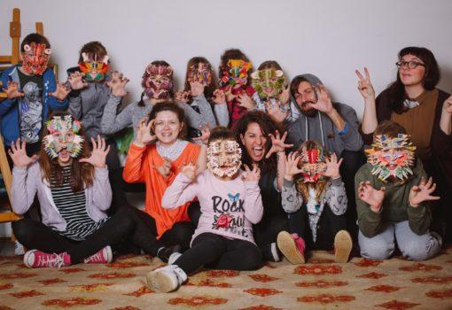Oživjeli beton i željezo: maske za skulpture tvoga grada