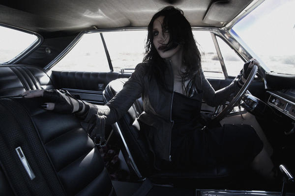 The Furioza Cycle brings the American musician Chelsea Wolfe to the Trsat fortress!