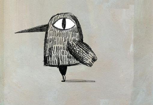 """""""Dan kada sam se pretvorio u pticu"""": savršena igra teksta i slike u gotovo apsolutnom minimalizmu"""