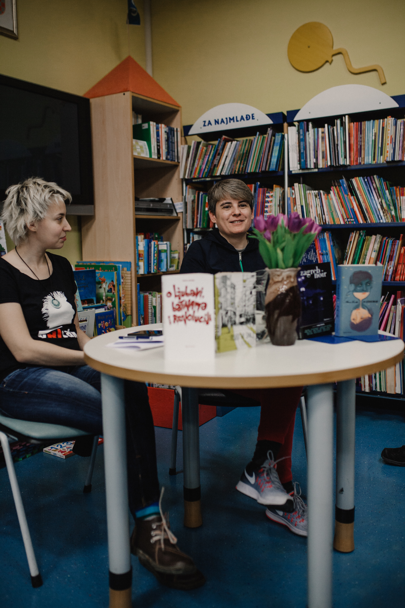 Nora Verde o novinarstvu, književnosti i feminizmu